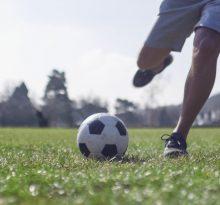 Fotboll hjälper människor att utvecklas